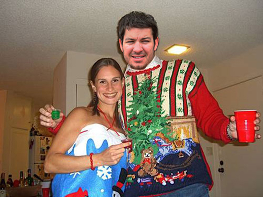 Funny Pictures of Martin Truex Jr Ugly Christmas Sweaters Funny NASCAR Tacky Christmas NASCAR Driver Pictures Photos Pics