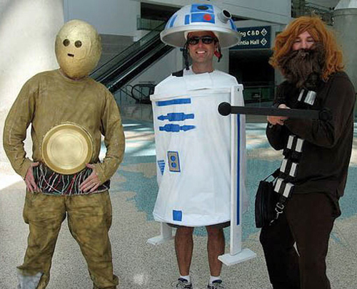 Star Wars Halloween Costume ~Worst Halloween Costumes: 23 Bad, Stupid & Tasteless