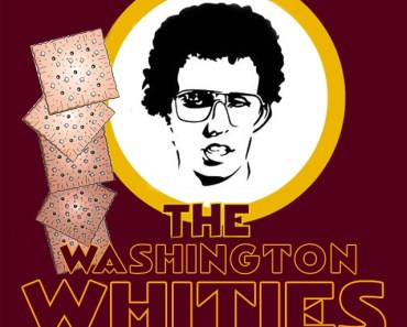 New Washington Redskins Logo Team Name Napoleon Dynamite Crackers American Indian discrimination funny pictures random humor stupid crazy wtf NFL Sports