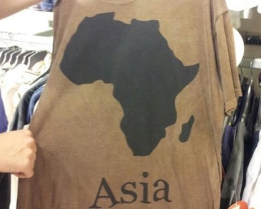 Asia Africa T-Shirt – You Had One Job