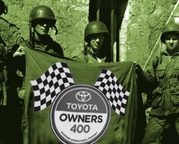Jimmy Joe's NASCAR Update - Toyota Owners 400 - Richmond
