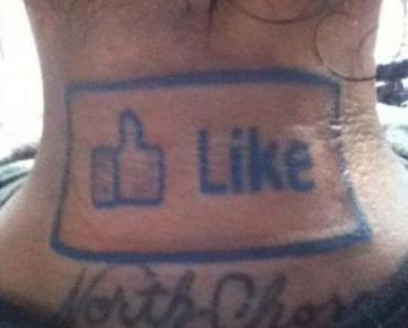 Unfriend. – The Worst Tattoos, The Ugliest Bad Regrets