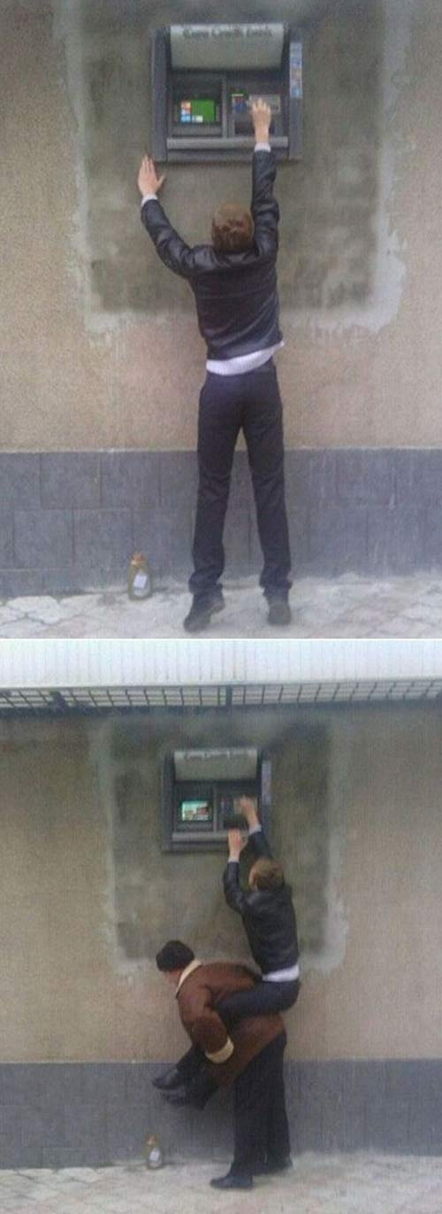 ATM ~~ You Had One Simple Job ~ 31 Epic Fails