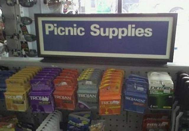 Hot Dog! Picnic Supplies! ~~ You Had One Job ~ 31 Epic Fails