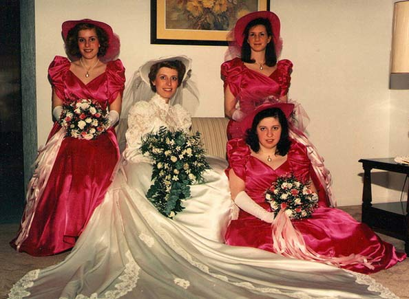 Funny Ugly Bridesmaid Dresses Discount Wedding Dresses