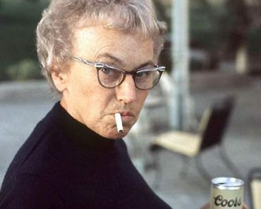 Badass Grandma Smoking & Drinking Coors ~ 16 Funny Family Photos