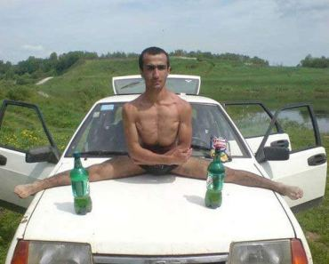 30 Not Sexy Profile Pics from Russian Dating Sites