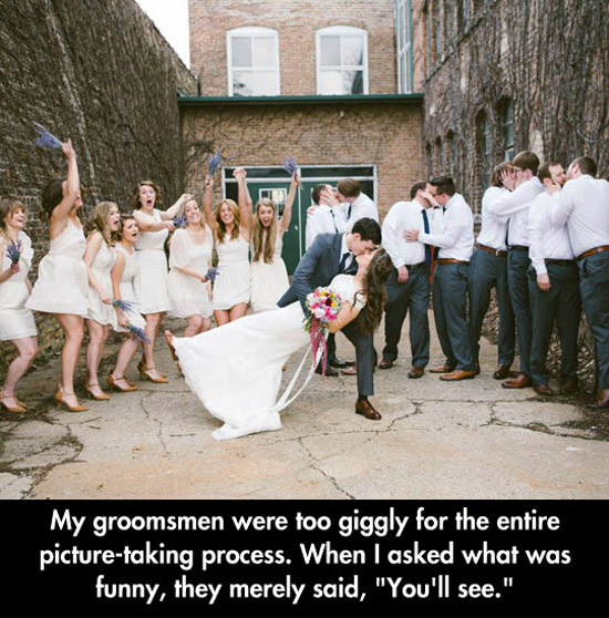 Here Comes The Crazy With 17 Funny Wedding Pictures Team