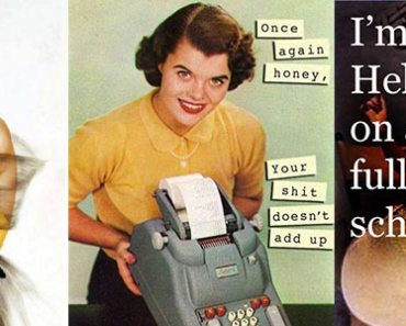 24 sarcastic 1950s housewife memes