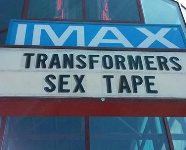 21 Funny Inappropriate Movie Marquee Fails