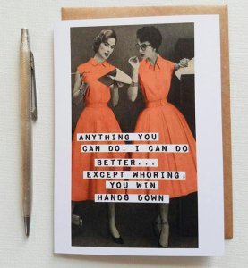 Hate Mail For Hire: Awesome Anti-Greeting Cards For Your Enemies