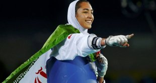 Kimi Olympic bronz medal winner