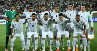 Team Melli vs qatar WCQ Sep2016