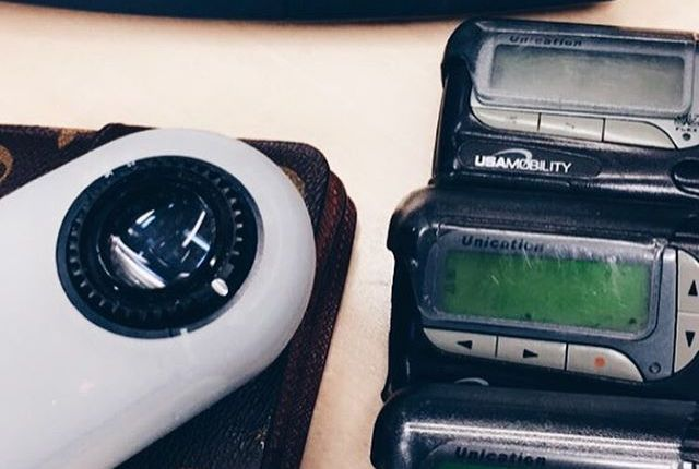 pager life