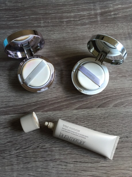 BB cushion Hera and Laneige