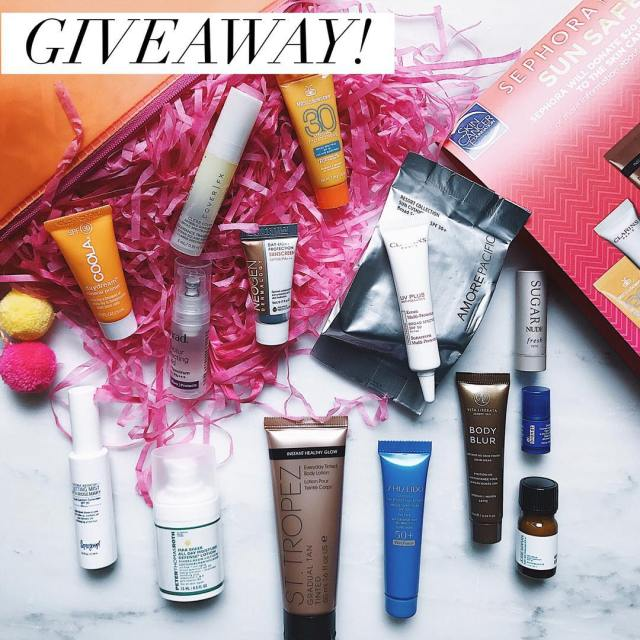 GIVEAWAY Ive partnered with a few of my favorite dermhellip