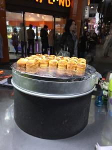 Egg bread Myeongdong