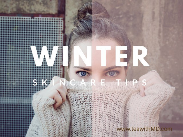 New on teawithMDcom  Winter skincare woes Ive got emhellip