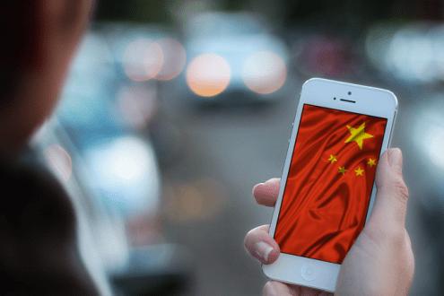 نمو خطر الشركات الصينية على أبل وسامسونج