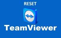 reset teamviewer