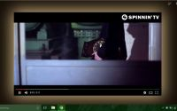 youtube videos in cinema mode
