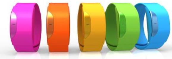 CJ. Wearables launch- moff band wearable smart toy