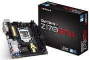 BIOSTAR Racing Z170GTN Mini-ITX Motherboard Announced