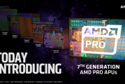 The 7th Generation AMD PRO APUs Announced