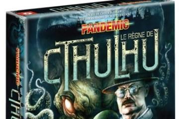 Pandémic Le règne de Cthulhu