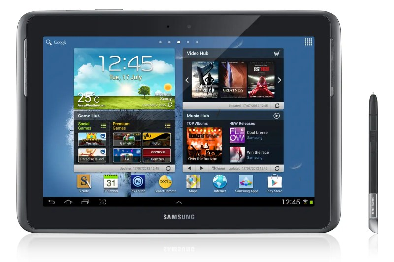 is one of the best tablets of 2012
