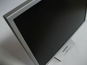 "SyncMaster 152X is Samsung's 15"" LCD display."
