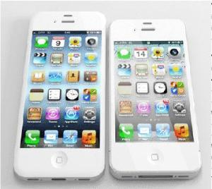 new iPhone design