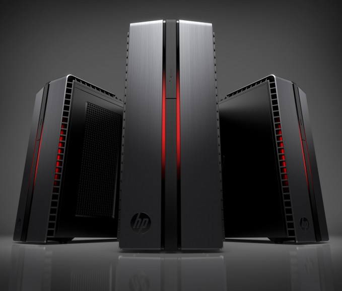HP ENVY Phoenix: the VR