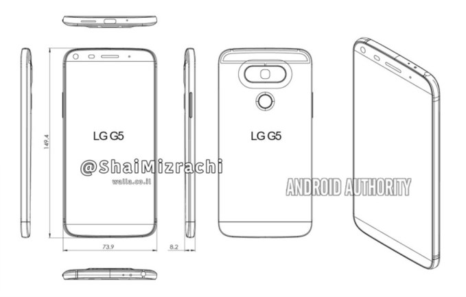 Is this what the LG G5 looks like?