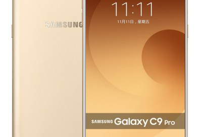 Samsung Galaxy C9 Pro with 6-inch display, 16 MP front and back cam, 6 GB RAM, Snapdragon 653 processor