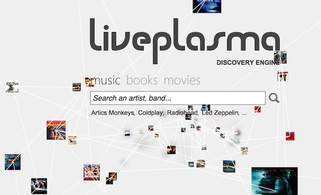 LIve Plasma Cool Website