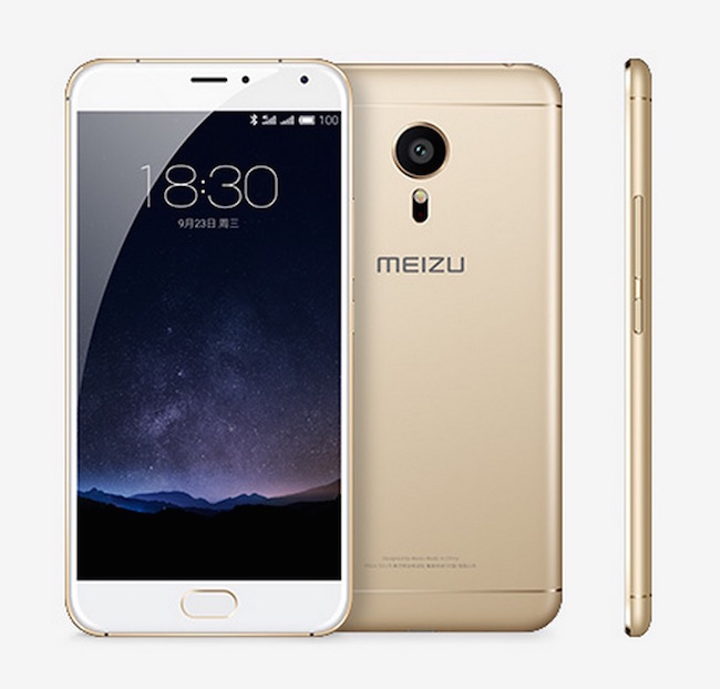 Meizu Pro 5 Antutu Benchmark technical specifications and price