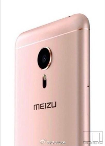 Meizu Pro 5 rose gold
