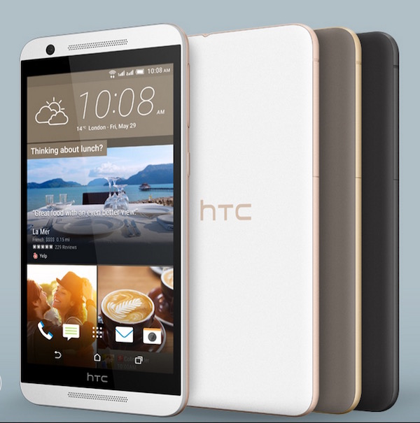 HTC One E9 specs benchmark and price