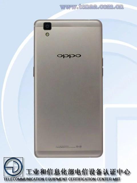 Oppo R7s Camera