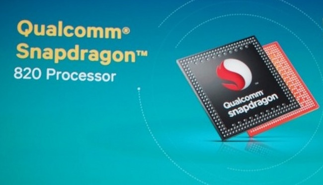 Snapdragon 820 launch or release date