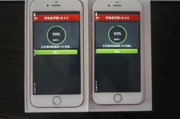 TSMC A9 faster than Samsung A9