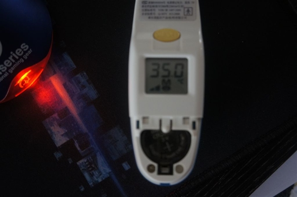 TSMC A9 heat tempreture