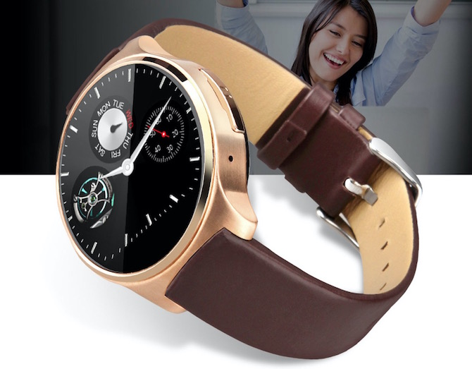 OUKITEL A29 Smartwatch Phone