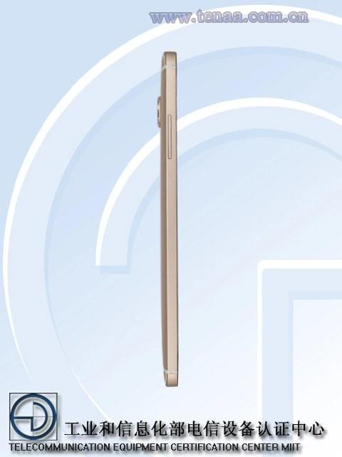 LeTV X910 Design
