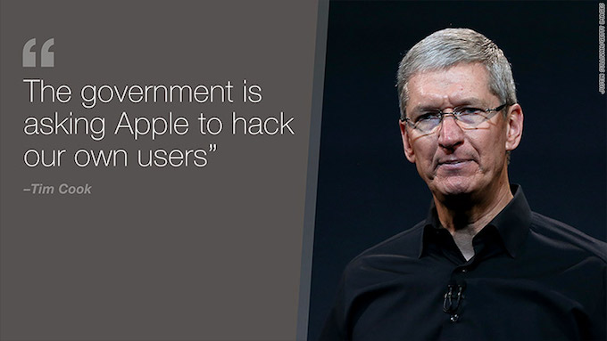 Apple TIM Cook Users
