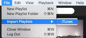 Importing Playlists to Spotify from iTunes