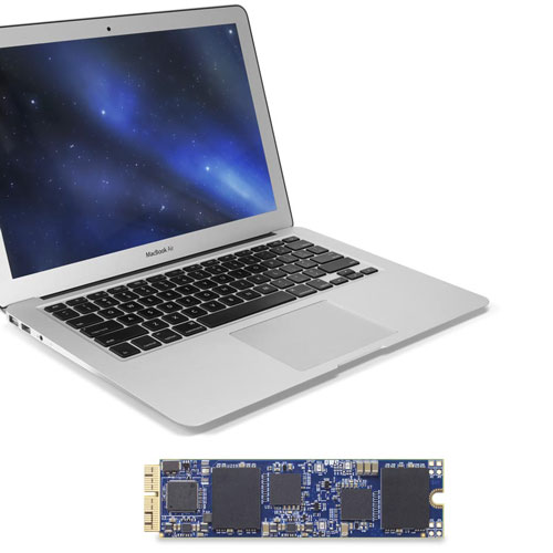 MacBook Air and Pro SSD upgrade or replacement
