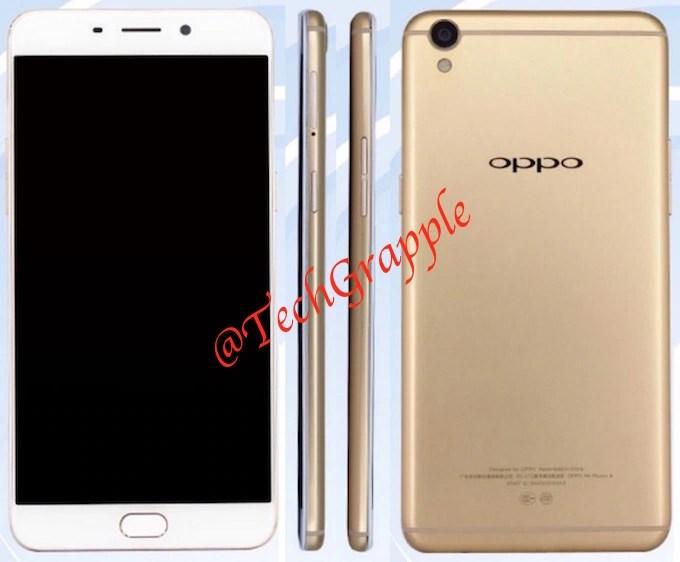 Oppo R9 Plus Design