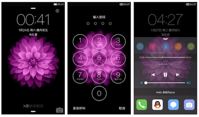 iOS 9 Theme
